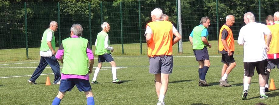 Walking Football Farnborough