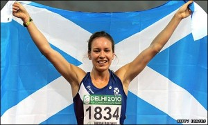 Stef Twell, Great Britain, Scotland and AFD. Current British 5000m Champion