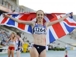 Emilia Gorecka, Greta Britain, England and AFD Athlete.