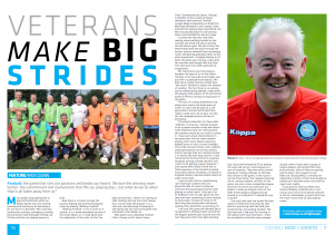 Football Medic & Scientist Magazine Article